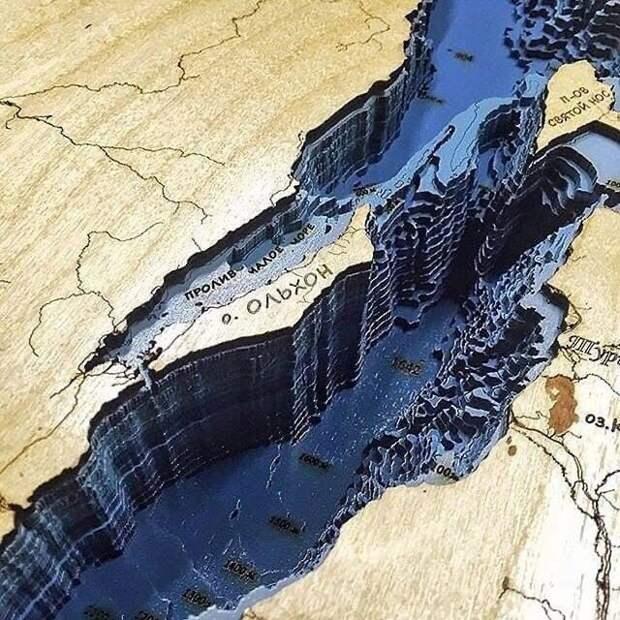 Байкал без воды