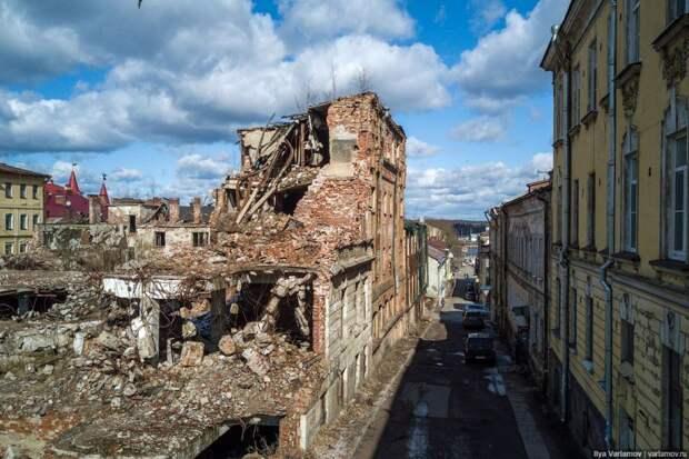 Средневековый город, который российские чиновники разрушили до основания