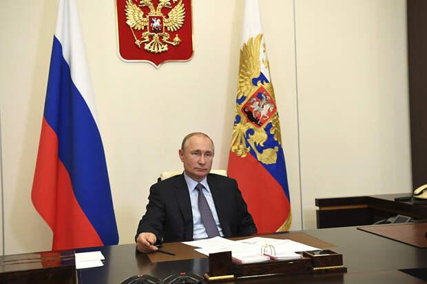 Путин заметил потерю 400 млн рублей в докладе главы Бурятии