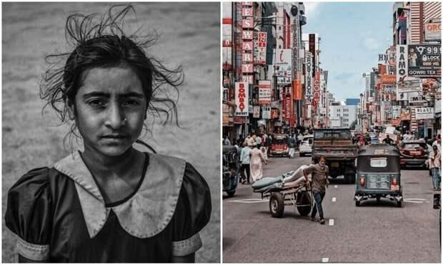 30 сильных снимков с конкурса Sony Photography Awards
