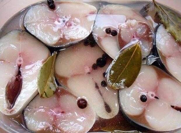Девять маринадов для рыбы