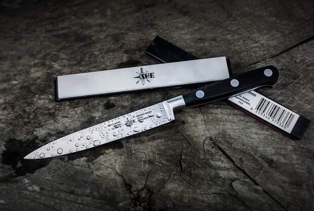 Выгуливавший нож житель Ижевска напал на росгвардейцев