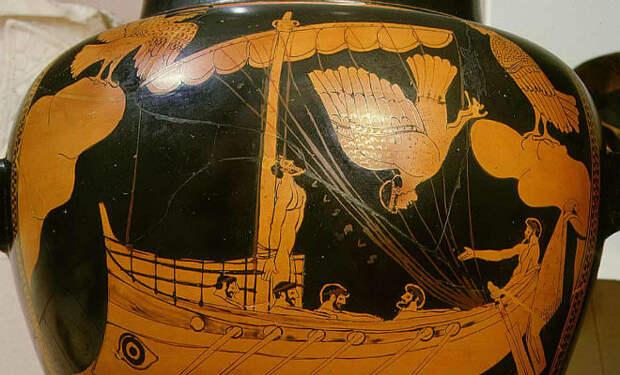 Корабль которому больше 2000 лет: находка в Черном море