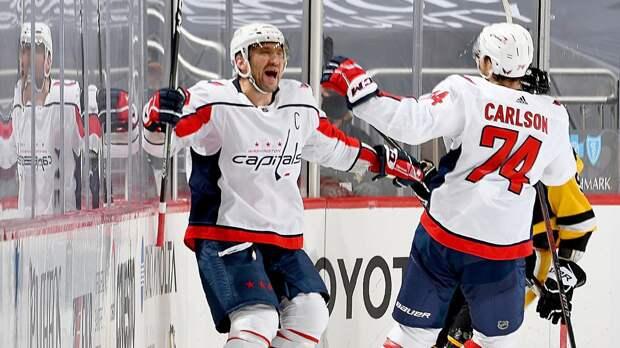 Российские хоккеисты «Вашингтона» контактировали с людьми, чей тест на COVID-19 был положительным