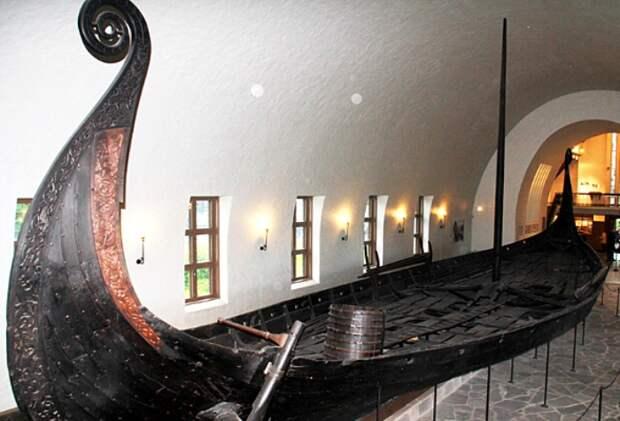 В Норвегии корабль викингов - не редкость, но находить их все же нелегко. /Фото: online47.ru