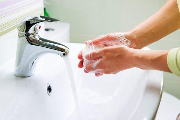 Каким мылом лучше мыть руки впериод пандемии