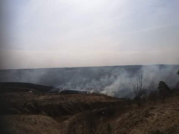 Особый противопожарный режим введен в Нижегородской области