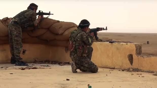 Перенджиев считает, что США хотят при помощи курдских боевиков захватить Дейр-эз-Зор