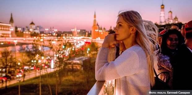 Сергунина: Москва продолжит развиваться как центр делового, событийного и культурно-познавательного туризма / Фото: Е.Самарин, mos.ru