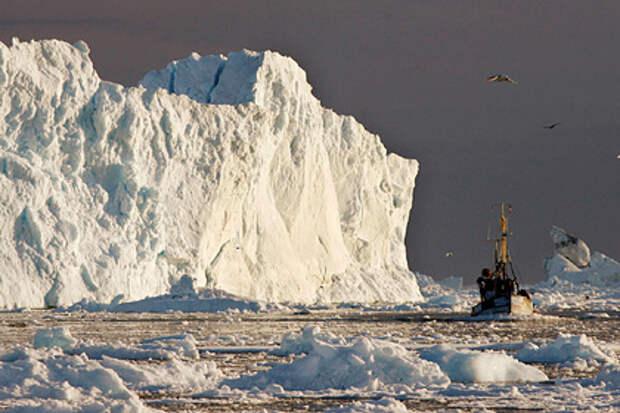 В России может наступить новый «ледниковый период»