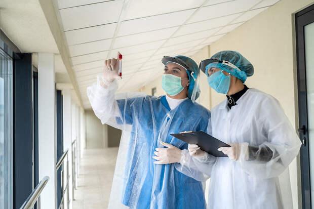 В России за сутки выявлено 8 457 новых случаев коронавируса