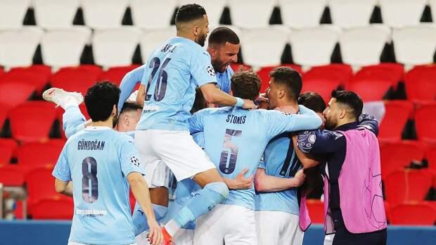 «ПСЖ» проиграл 1-й полуфинальный матч в схватке с «Ман Сити». Почеттино сдался Гвардиоле