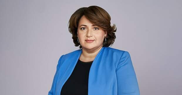 Светлана Баланова возглавила НМГ
