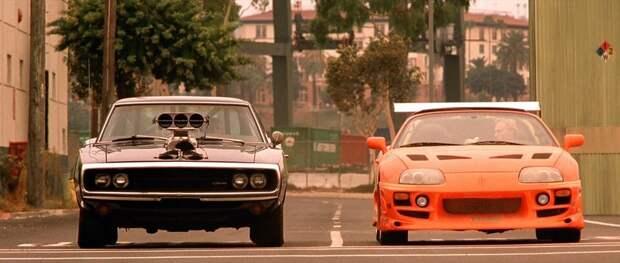 10 фильмов про гонки