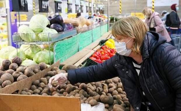Картошка, гречка и пшено доведут страну до нервного срыва