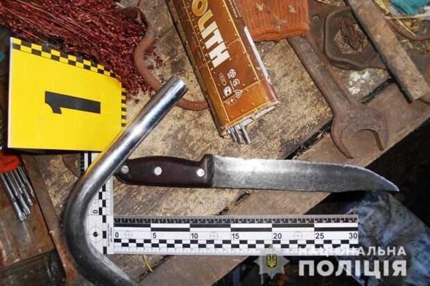 В Хмельницкой области юноша пытался убить односельчанина