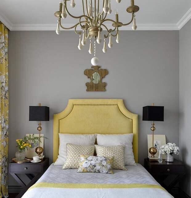 Спальня мамы хозяина дома