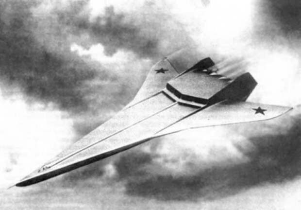 2. Бартини А-57. концепты, самолёты, ссср
