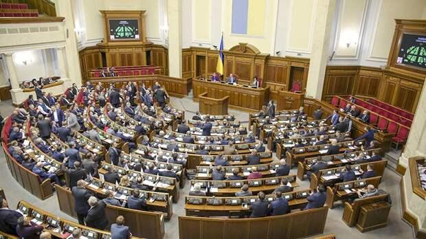 Маразм крепчал: в Раде требуют ввести «уголовку» за непризнание Крыма украинским