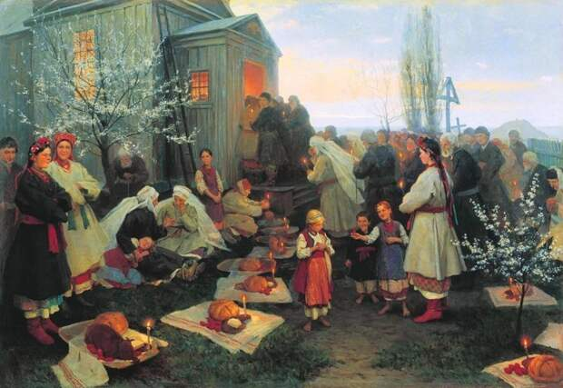 Церковные праздники и воскресенье Русы, баня, мифы, суеверия, традиции, церковные праздники