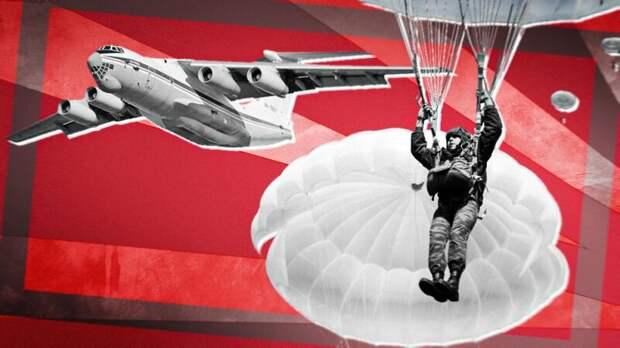 Глава клуба «Десантник»: Право десантника — первым встать на защиту Родины