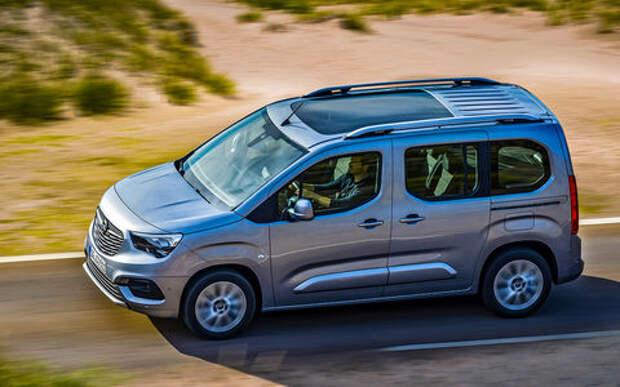 Opel Combo Life: нам бы такой «каблучок»!