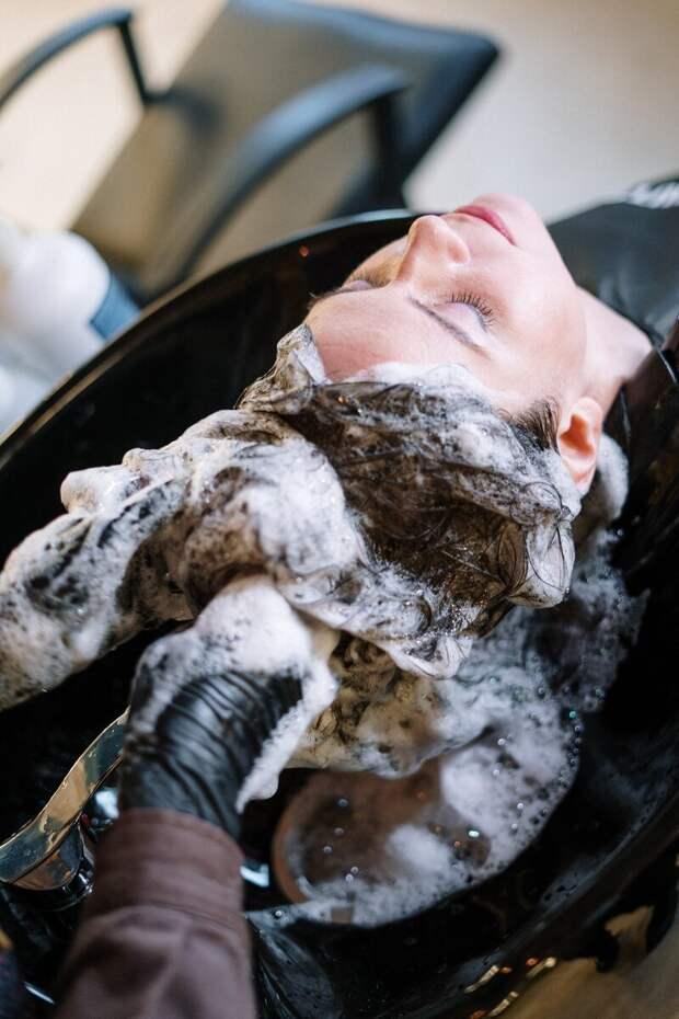 Помогите! Как правильно мыть голову!?