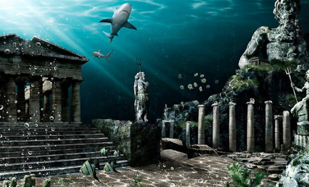 10 древних цивилизаций просто ушедших с планеты
