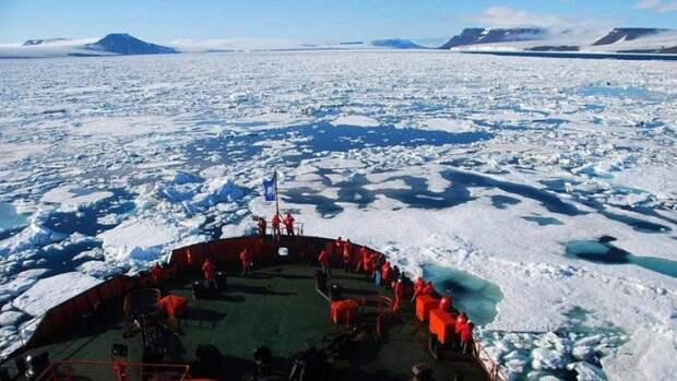 Тема недели: вАрктике теплеет инвестиционный климат