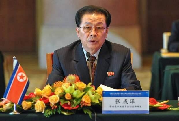 Чан Сон Тхэк. / Фото: www.twimg.com