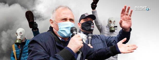 В Белоруссии появились провластные силовые отряды для борьбы с бандами «змагаров»