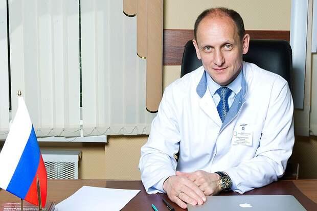 Первый российский врач в Американской ассоциации хирургов Игорь Хатьков: «У нас больше опыта, чем в других странах»