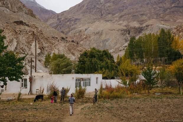 Как живут семьи гастарбайтеров в Таджикистане жизнь простых людей, миграция, таджикистан