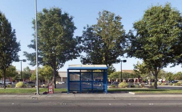 Новая автобусная остановка появится у парка «Вагоноремонт»