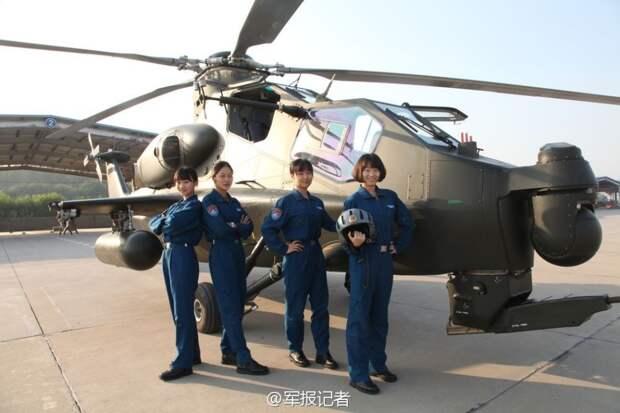 женщины-пилоты боевых вертолетов 3