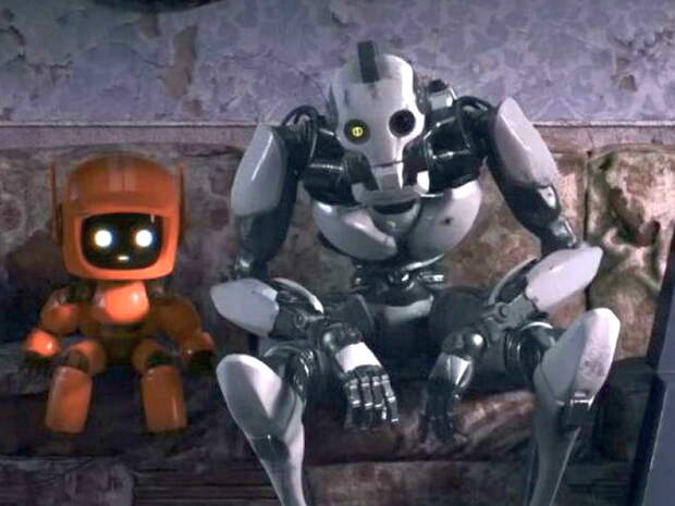 В Сети появился трейлер антологии «Любовь, смерть и роботы»