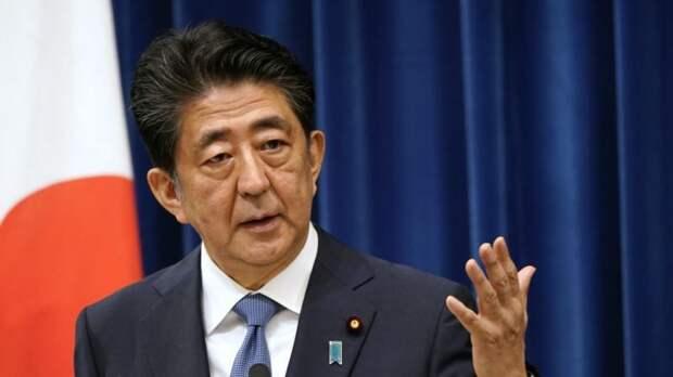 Абэ заверил Трампа, что укрепление японо-американского альянса продолжится