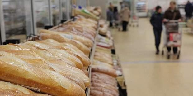 Москва против карточек на продукты