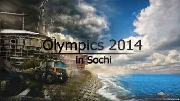 Каких ещё собак «партнёры» вешают на Олимпиаду в Сочи?