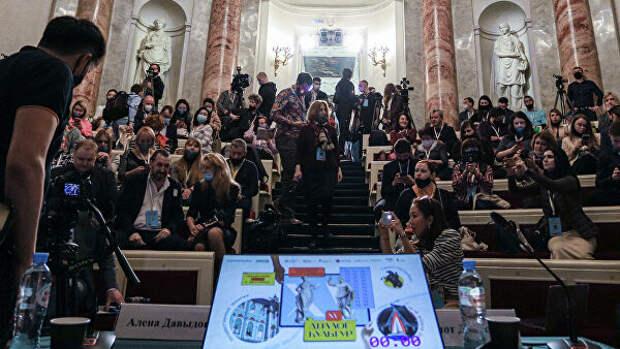 """В Петербурге завершился Международный медиафорум """"Диалог культур"""""""