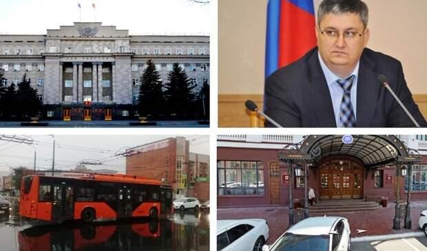 Обновление Избиркома и автомобиль для горсовета Оренбурга: итоги дня