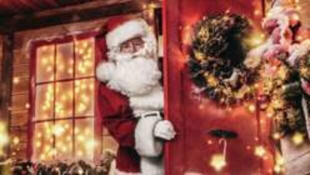 Санта-Клаус в Бельгии стал источником заражения COVID