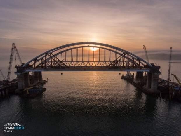 Завтра Крымский мост закроют!
