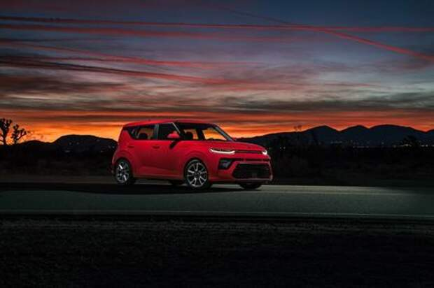 Kia Soul 2019 на автосалоне в Лос-Анджелесе – первый видеообзор