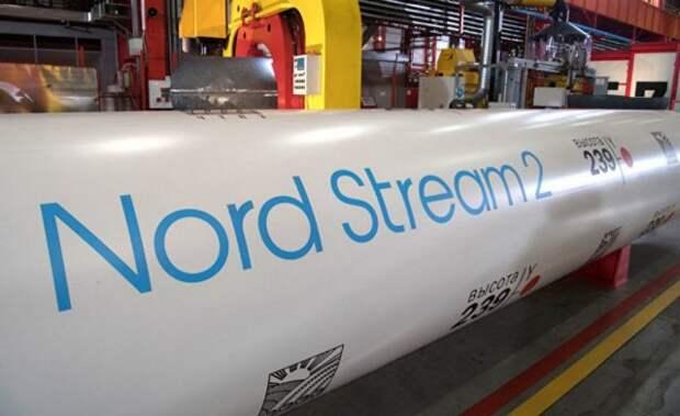 Северный поток-2 Nord Stream 2 санкции США Навальный