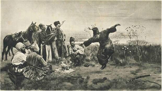 «Чернью они играли, как мячом»: почему казаков-сердюков боялись больше всего