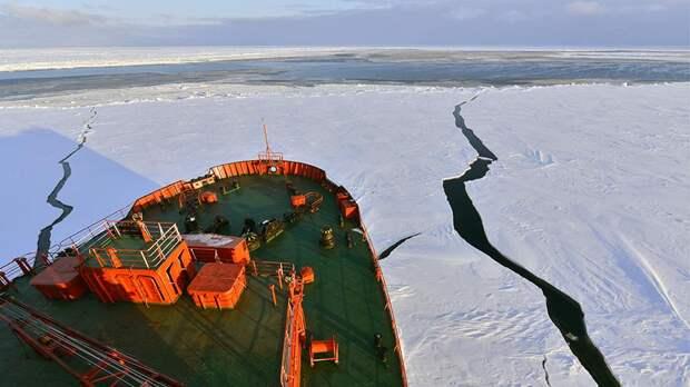 """Штаты признали свой проигрыш в """"битве"""" за Арктику перед Россией и Китаем"""