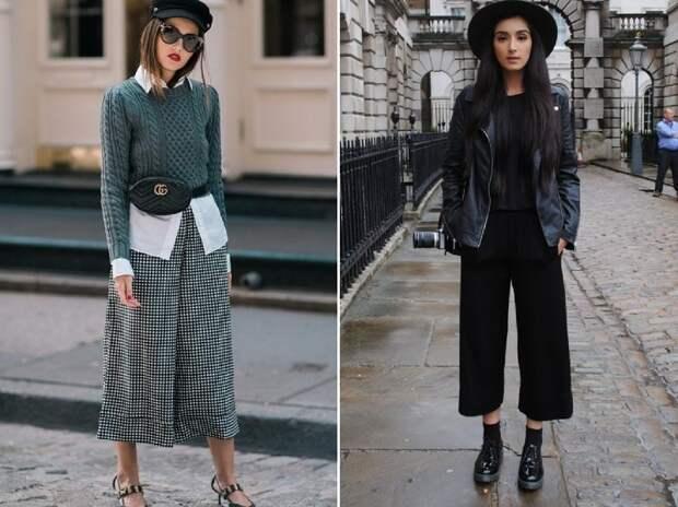 женские брюки весна 2019