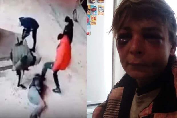 Ответ на пост «Не люди. Толпой избили женщину. Полная версия видео» Гопники, Негатив, Избиение, Преступление, Новосибирск, Идиотизм, Новости, Ответ на пост
