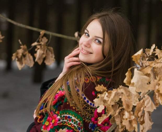 Красота по славянски русь, девушки, красота